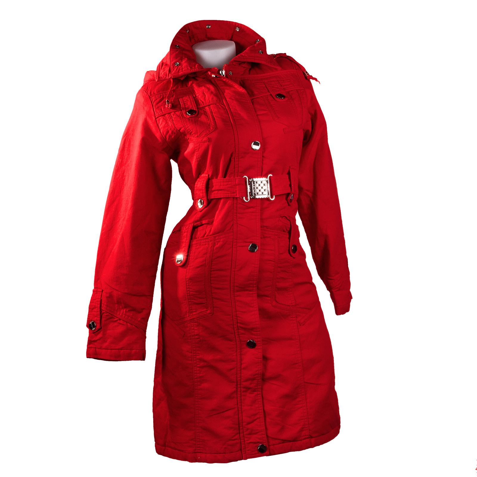 damen wintermantel lang jacke cotton winterjacke mantel. Black Bedroom Furniture Sets. Home Design Ideas